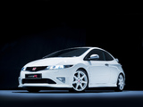 Images of Honda Civic Type-R Special Edition (FN2) 2008–11
