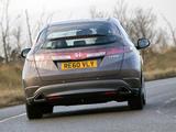 Images of Honda Civic Hatchback UK-spec (FN) 2010–11