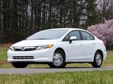 Images of Honda Civic HF US-spec 2011–12
