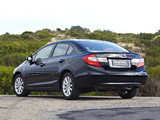 Images of Honda Civic Sedan AU-spec 2012