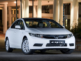 Images of Honda Civic Sedan ZA-spec 2012