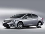 Images of Honda Civic Sedan BR-spec 2013