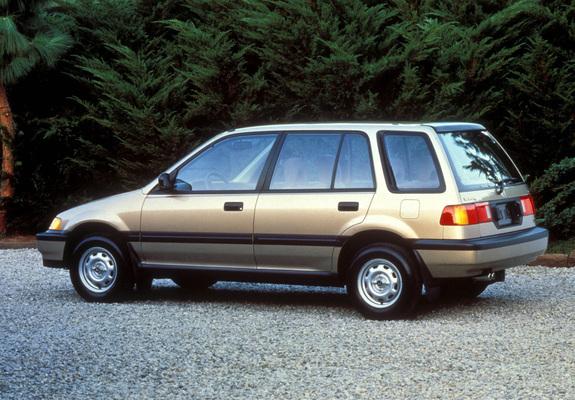 Photos Of Honda Civic Wagon Ef 198892