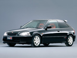 Photos of Honda Civic Type-R (EK9) 1997–2000