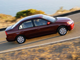 Photos of Honda Civic Sedan US-spec 2001–03