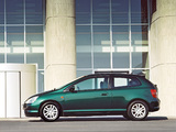Photos of Honda Civic 3-door (EU) 2001–03