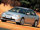 Photos of Honda Civic AK Sport F1 Edition 2001
