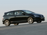 Photos of Honda Civic Type-R UK-spec (EP3) 2003–05