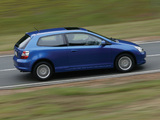 Photos of Honda Civic 3-door (EU) 2003–05