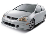 Photos of Honda Civic Si Factory Performance Package (EP3) 2004–06