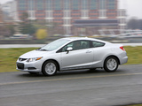 Photos of Honda Civic Coupe US-spec 2011–12
