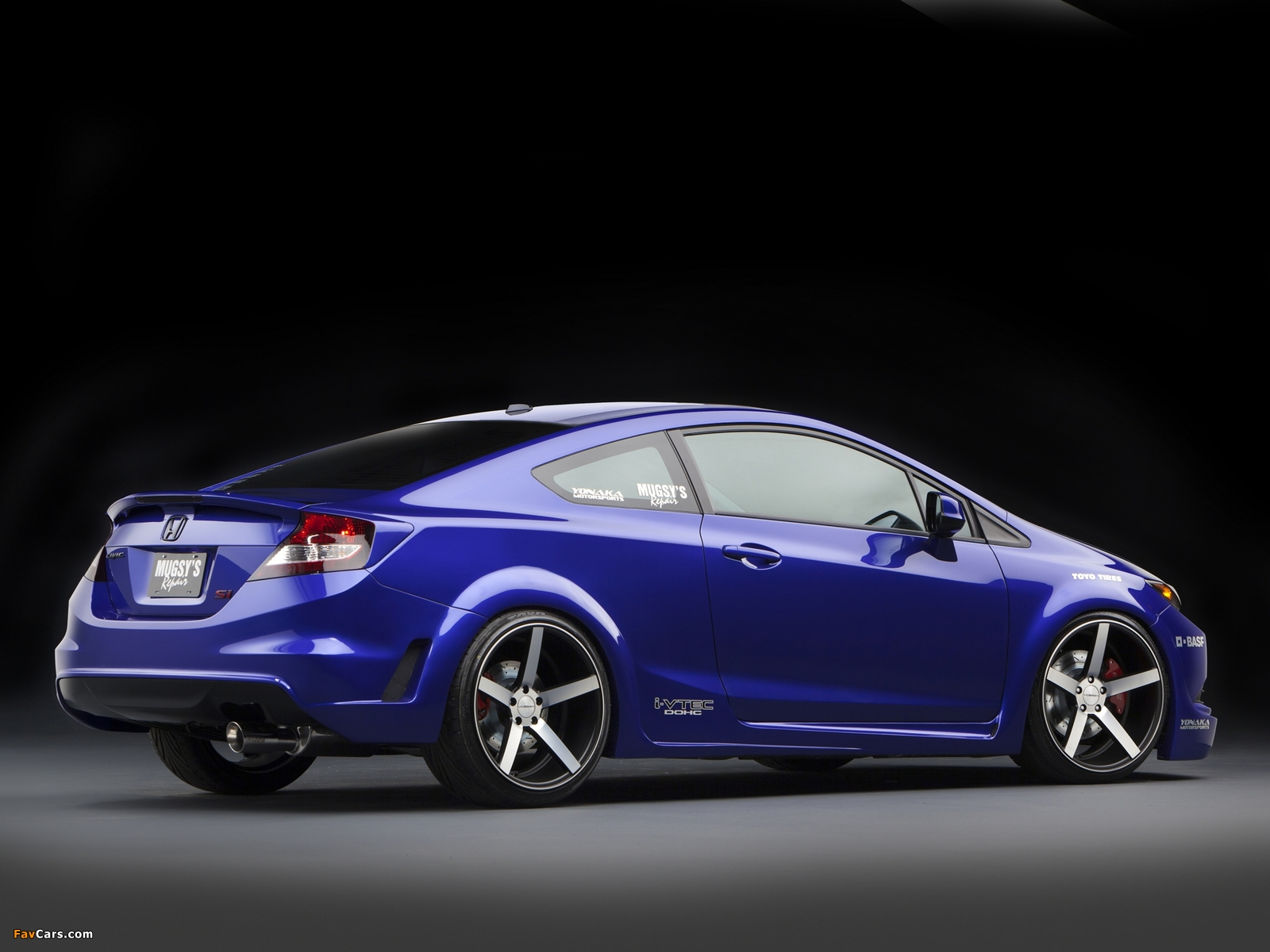 Photos Of Honda Civic Si Coupe By Fox Marketing 2011