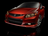 Photos of Honda Civic Si Coupe HFP Package 2011–12