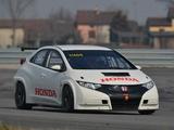 Photos of Honda Civic WTCC 2013