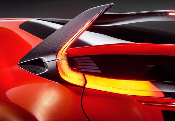 Photos Of Honda Civic Type R Concept 2014