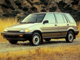 Pictures of Honda Civic Wagon 1984–87