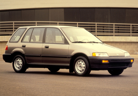 Pictures Of Honda Civic Wagon Ef 198892