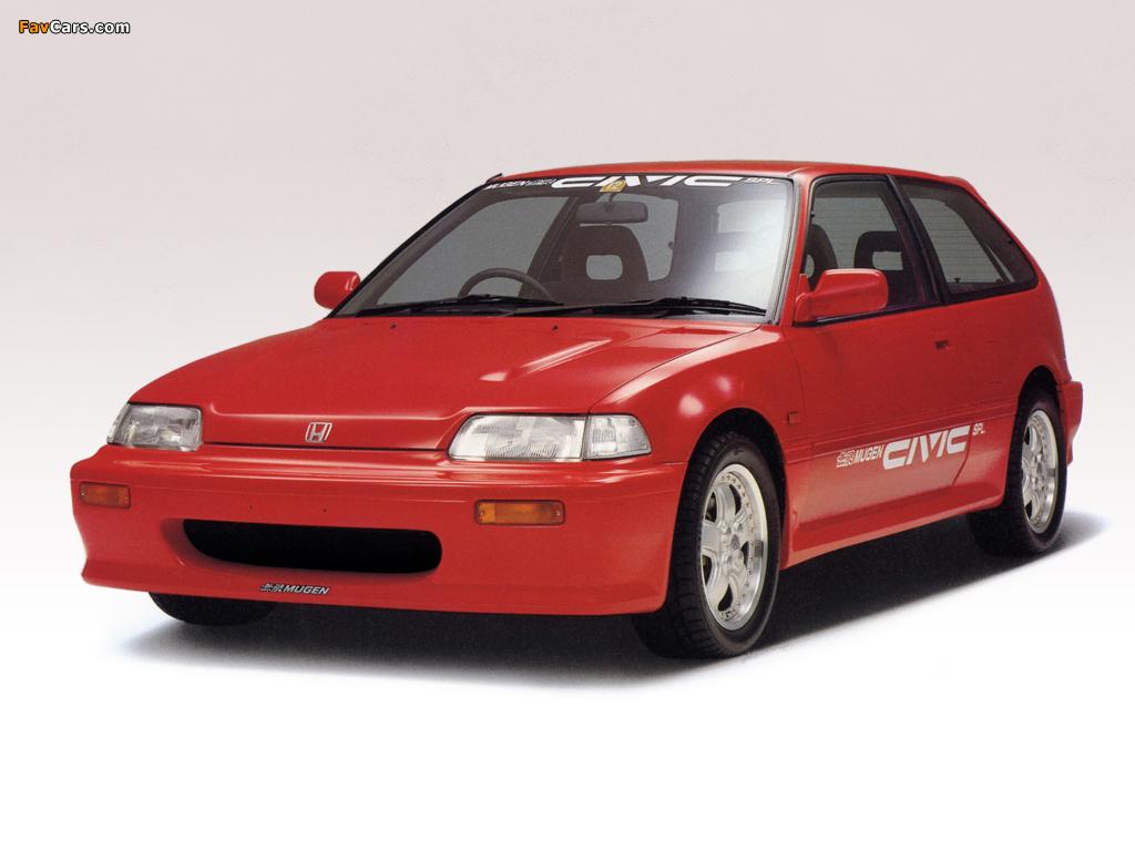 Pictures Of Mugen Honda Civic Spl Ef 1989 1024x768