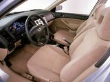 Pictures of Honda Civic Hybrid US-spec (ES9) 2001–03