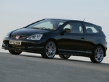 Pictures of Honda Civic Type-R UK-spec (EP3) 2003–05