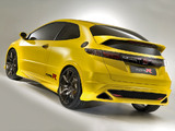 Pictures of Honda Civic Type-R Concept 2006