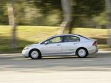 Pictures of Honda Civic NGV Sedan 2006–08