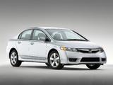 Pictures of Honda Civic Sedan US-spec 2008–11
