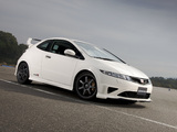 Pictures of Mugen Honda Civic Type-R 2009