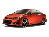Pictures of Honda Civic Si Coupe HFP Package 2011–12