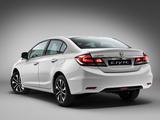 Pictures of Honda Civic Sedan 2013