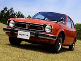 Honda Civic RS 1974–75 wallpapers