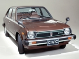 Honda Civic 4-door 1976–78 wallpapers