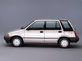 Honda Civic Shuttle 1983–87 wallpapers