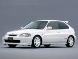 Honda Civic Type-R (EK9) 1997–2000 wallpapers