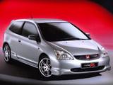 Honda Civic Type-R (EP3) 2001–03 wallpapers