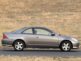 Honda Civic Coupe US-spec 2003–06 wallpapers