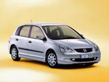 Honda Civic 5-door (EU) 2003–05 wallpapers