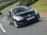 Honda Civic Type-R UK-spec (EP3) 2003–05 wallpapers