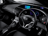Honda Civic Type-S UK-spec (FN) 2007–08 wallpapers