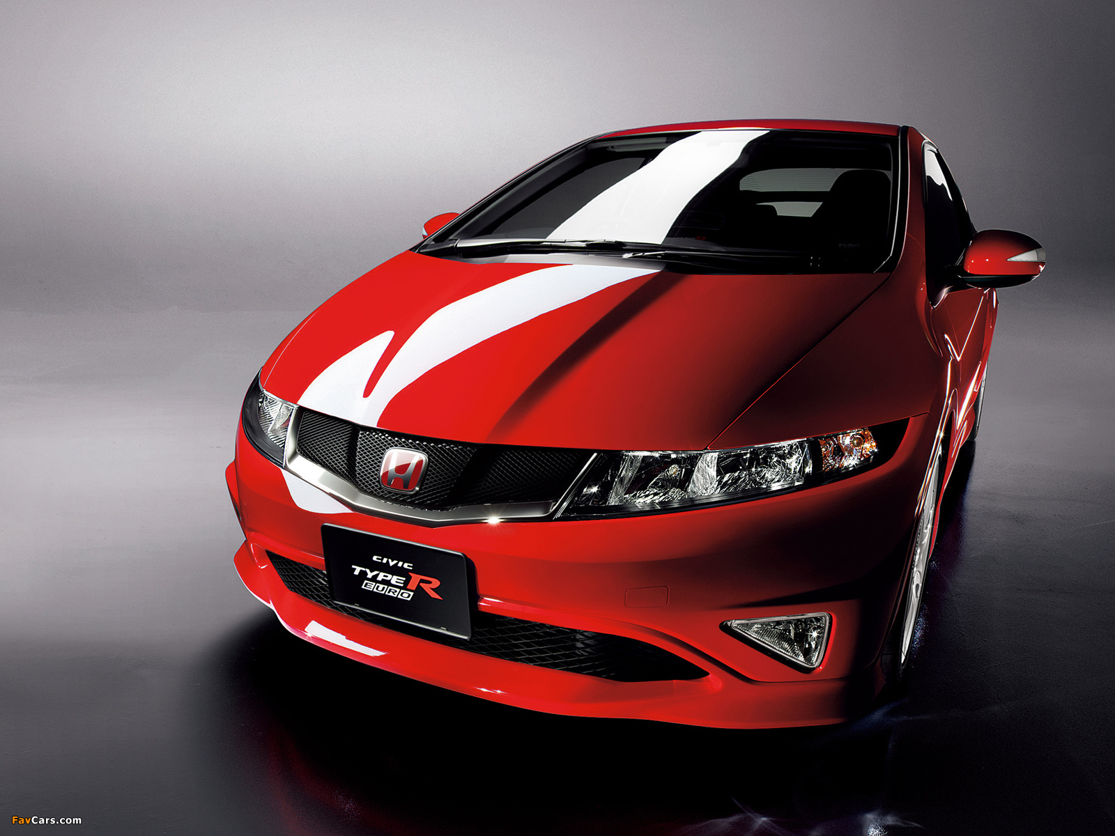 Honda Civic Type R Euro Fn2 2009 Wallpapers 1600x1200