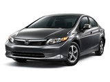 Honda Civic Sedan US-spec 2011 wallpapers