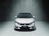 Honda Clarity Fuel Cell 2016 photos