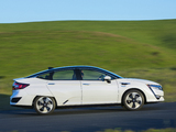 Honda Clarity Fuel Cell US-spec 2016 pictures
