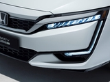 Pictures of Honda Clarity Fuel Cell 2016
