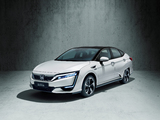 Honda Clarity Fuel Cell 2016 wallpapers