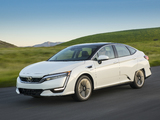 Honda Clarity Fuel Cell US-spec 2016 wallpapers