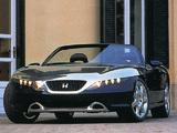 Honda Argento Vivo by Pininfarina 1995 images