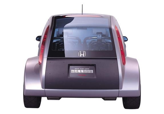 Honda Bulldog Concept 2001 Photos