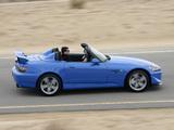 Honda S2000 CR Prototype (AP2) 2007 pictures