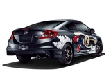 Honda Civic Si Coupe by Blink-182 2011 wallpapers